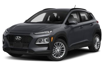 2021 Hyundai Kona - Dark Night