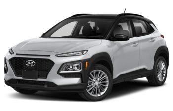 2021 Hyundai Kona - Chalk White /Phantom Black Roof