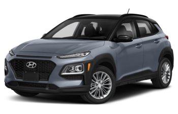 2021 Hyundai Kona - Galactic Grey w/Phantom Black Roof