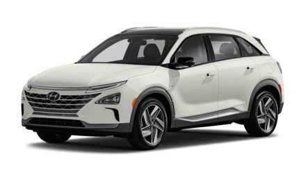2021 Hyundai NEXO Preferred