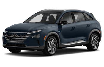 2020 Hyundai NEXO - Dusk Blue