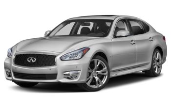 2019 Infiniti Q70L - Platinum Ice Metallic