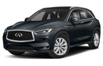 2019 Infiniti QX50 - Hermosa Blue Metallic