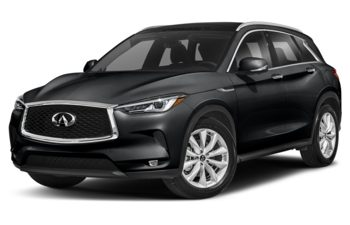 2019 Infiniti QX50 - Eclipse Black Metallic