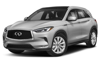 2020 Infiniti QX50 - Liquid Platinum Metallic