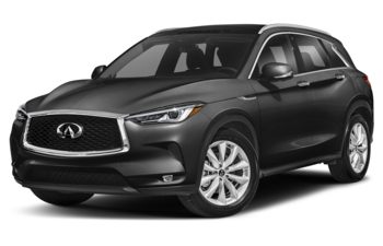 2020 Infiniti QX50 - Graphite Shadow Metallic