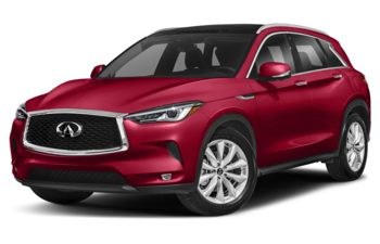 2019 Infiniti QX50 - Dynamic Sunstone Red Metallic