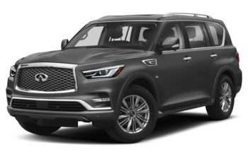 2020 Infiniti QX80 - Graphite Shadow Metallic
