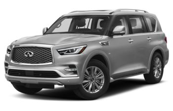 2019 Infiniti QX80 - Liquid Platinum Metallic