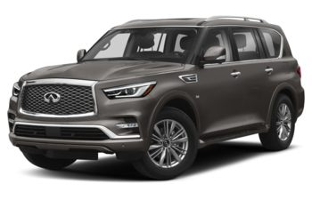 2020 Infiniti QX80 - Smokey Quartz Metallic