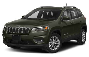 2019 Jeep Cherokee - Billet Metallic