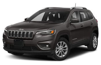 2019 Jeep Cherokee - Granite Crystal Metallic