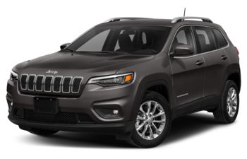 2021 Jeep Cherokee - Granite Crystal Metallic