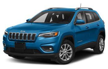 2020 Jeep Cherokee - Hydro Blue Pearl