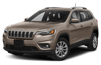 2019 Jeep Cherokee - Light Brownstone Pearl