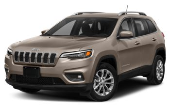 2021 Jeep Cherokee - Light Brownstone Pearl