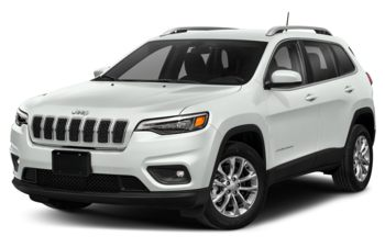 2021 Jeep Cherokee - Bright White