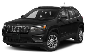 2019 Jeep Cherokee - Diamond Black Crystal Pearl