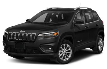 2020 Jeep Cherokee - Diamond Black Crystal Pearl
