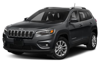 2020 Jeep Cherokee - Sting-Grey