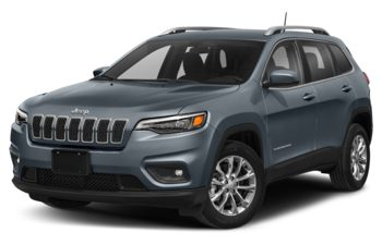 2020 Jeep Cherokee - Blue Shade Pearl