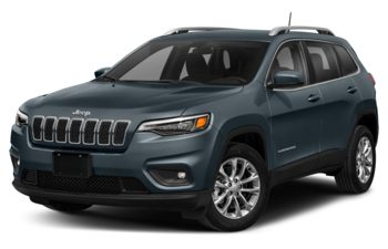 2021 Jeep Cherokee - Blue Shade Pearl