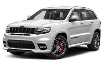 2020 Jeep Grand Cherokee - Ivory Tri-Coat Pearl