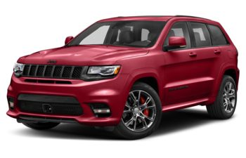 2020 Jeep Grand Cherokee - Redline Pearl