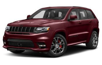 2019 Jeep Grand Cherokee - Velvet Red Pearl