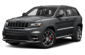2020 Jeep Grand Cherokee - Sting-Grey