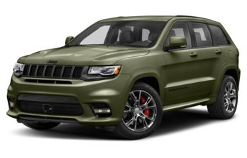 2021 Jeep Grand Cherokee - Green Metallic
