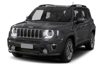 2019 Jeep Renegade - Anvil