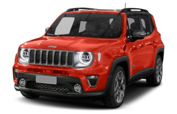 2019 Jeep Renegade - Omaha Orange