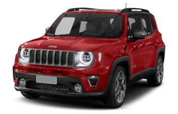 2019 Jeep Renegade - Colorado Red