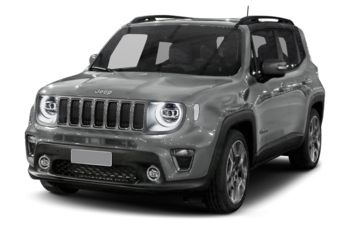 2019 Jeep Renegade - Glacier Metallic