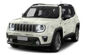 2019 Jeep Renegade - Alpine White