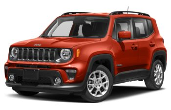 2021 Jeep Renegade - Colorado Red