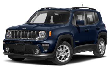 2021 Jeep Renegade - Jetset Blue