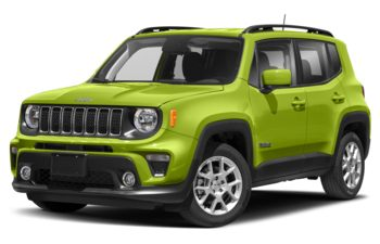 2019 Jeep Renegade - Sting-Grey