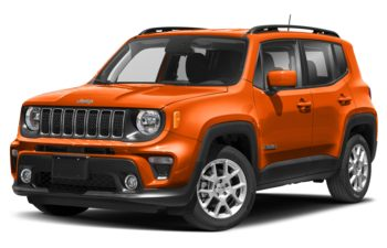 2020 Jeep Renegade - Omaha Orange