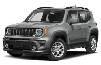 2020 Jeep Renegade - Glacier Metallic