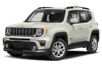 2021 Jeep Renegade - Alpine White