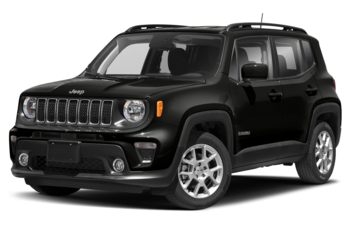 2020 Jeep Renegade - Black