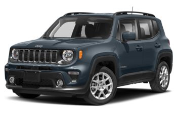 2021 Jeep Renegade - Slate Blue Pearl