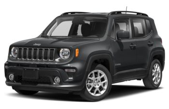 2019 Jeep Renegade - Black