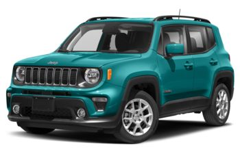 2019 Jeep Renegade - Bikini Metallic