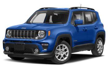 2020 Jeep Renegade - Bikini Metallic