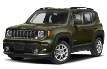 2021 Jeep Renegade - Technogreen Metallic