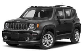 2021 Jeep Renegade - Graphite Grey