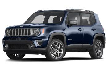 2019 Jeep Renegade - Jetset Blue